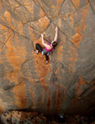 Jacqui Middleton on Wave of Mutilation (24), Red Rocks