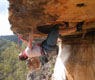 Neil Monteith on Pendulus (23) at Red Cliffs, QLD